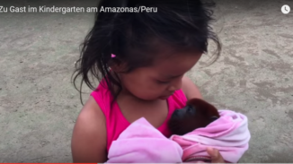 Dschungelschule Amazonas Peru