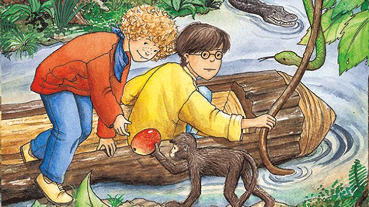 das magische Baumhaus Buchcover