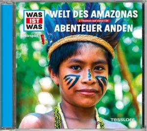 Tessloff Verlag CD Welt des Amazonas
